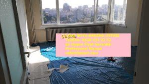 Çiğli daire boyama ustası